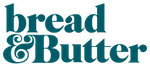 bread and Butter blue logo